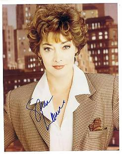 Sharon Lawrence 8x10 Signed color photograph wCOA