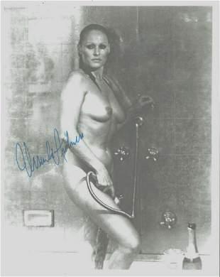 Ursula Andress - 8 x 10 Signed Photograph w/COA