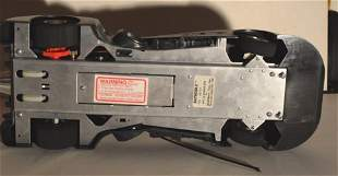 BATMAN BATMOBILE READY TO RUN/ W RADIO TRANSMITTER