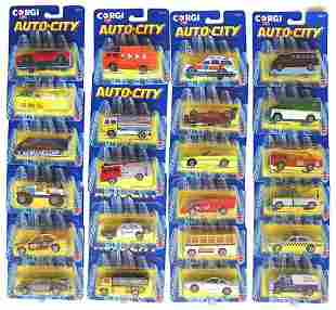 CORGI AUTO CITY 24 MUTCHBOX SIZE VINTAGE