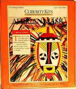 CURIOSITY KITS: ADVENTURES IN ARTS, SCIENCES, & WORLD C