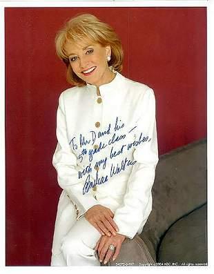 Barbara Waters