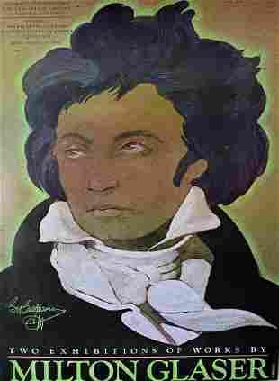 "Milton Glaser - ""Exhibition Poster Show"""