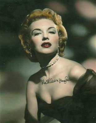Kathleen Hughes - 8 x 10 Signed Photograph w/COA