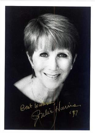 Julie Harris - 5 x 7 Signed Photograph w/COA