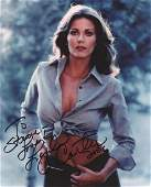 Lynda Carter - Signed 8 x 10 photograph w/COA