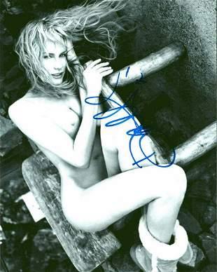 Daryl Hannah - 8 x 10 Signed Photograph w/COA