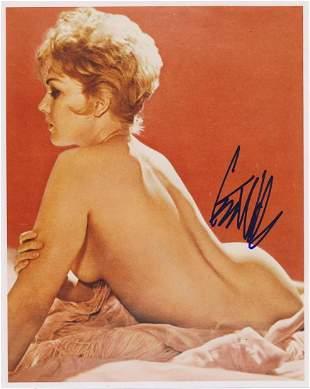 Kim Novak- 8 x 10 Signed Photograph w/COA