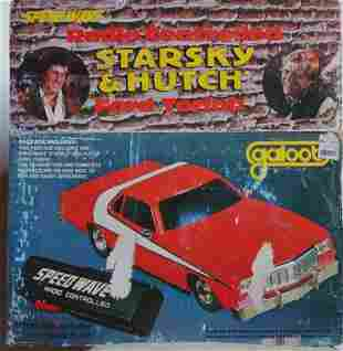 STARSKY AND HUTCH FORD TORINO WITH TRANSMITTER.