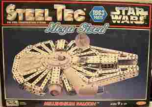 REMCO RARE STAR WARS STEEL TEC CONSTRUCTION SYSTEM