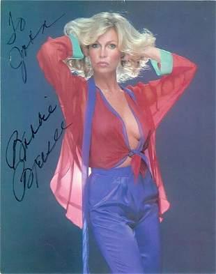 Bobbie Bresee- 8x10 Signed color photograph w/COA