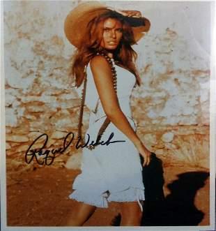 Raquel Welch - 8 x 10 Signed Photograph w/COA