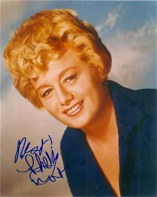 Shelley Winters - 8 x 10 Signed Photograph w/COA