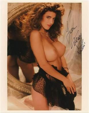 Tracy Dali - 8 x 10 Signed Nude Photograph w/COA