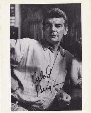 Richard Benjamin - 8 x 10 Signed Photograph w/COA