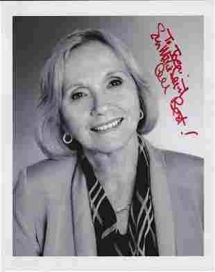 Eva Marie Saint - 8 x 10 Signed Photograph w/COA