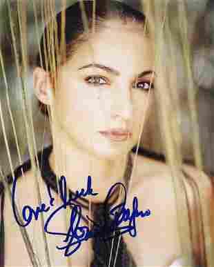 Gloria Estefan - 8 x 10 Signed Photograph w/COA