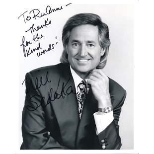 Neil Sedaka Autographed Photograph