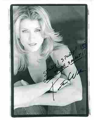 Kate Walsh - 8 x 10 Signed Photograph w/COA