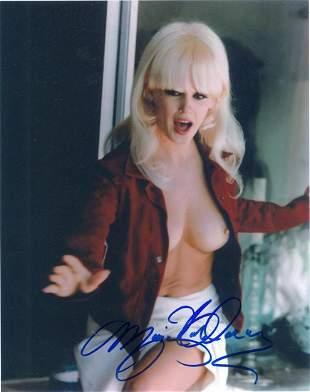 Mamie Gummer - 8 x 10 Signed Photograph w/COA