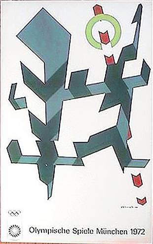 D'ARCANGELO - MUNICH OLYMPIC GAMES 1972 d'archangelo