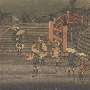 Hiroshige (1797 -