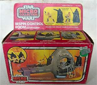 """STAR WARS MICRO COLLECTION """"BESPIN CONTROL ROOM"""" #2"""