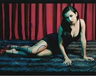 Christina Milian - 8 x 10 Signed Photograph w/COA