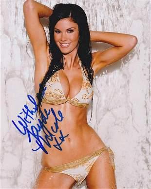 Jayde Nicole - Signed 8 x 10 Photograph w/COA