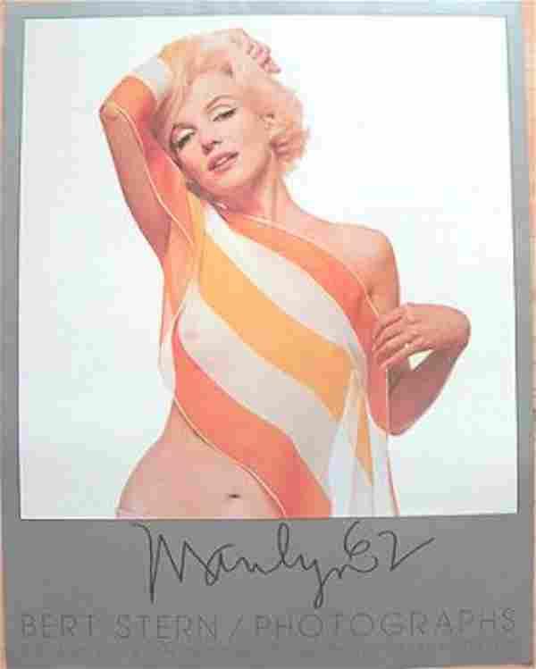 MARILYN MONROE LAST SITTING-LIQUIDATION SALE