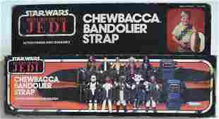 """STAR WARS ROTJ """"CHEWBACCA"""" BANDOLIER STRAP"""
