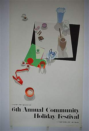 "LINCOLN CENTER PRESENTS ""THE 6TH ANNUAL COMMUNITY"