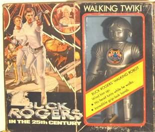 "BUCK ROGERS WALKING ""TWIKI"" ROBOT"