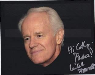Mike Farrell - 10 x 8 Signed Photograph w/COA