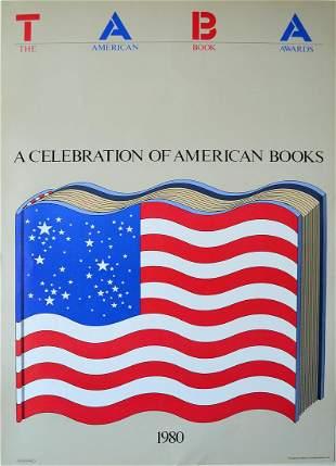 "Milton Glaser - ""The American Book Awars (TABA)"""
