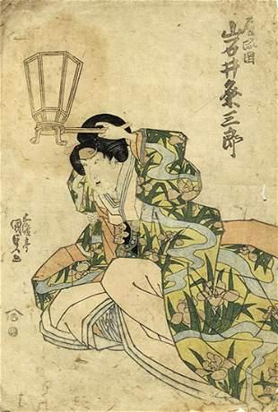 Toyokuni III/Kunisada (1786 - 1864) - Original