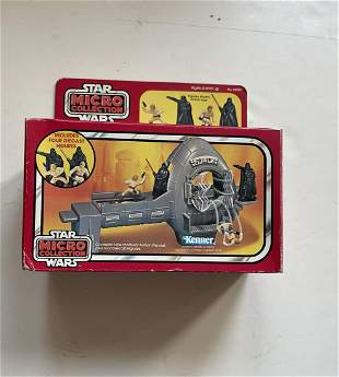 """STAR WARS MICRO COLLECTION """"BESPIN CONTROL ROOM"""" ACTION"""