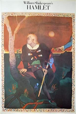 "Milton Glaser - ""William Shakespeare's Hamlet"""