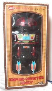 MIKE EMPIRE BATTERY OPERATED MONSTER ROBOT