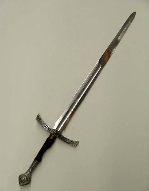 120: UNDERWORLD Viktor's Hero Vampire Sword Prop