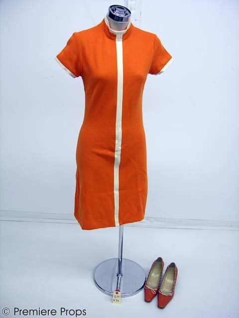 4: VIEW FROM THE TOP Donna (GWYNETH PALTROW) Uniform