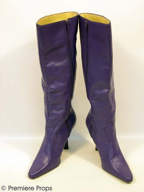 6: VIEW FROM Christine (CHRISTINA APPLEGATE) Boots