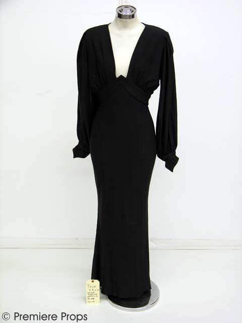 10: STUDIO 54 Julie's (NEVE CAMPBELL) New Years Dress