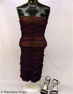 STUDIO 54 Anita's (SALMA HAYEK) Hero Dress