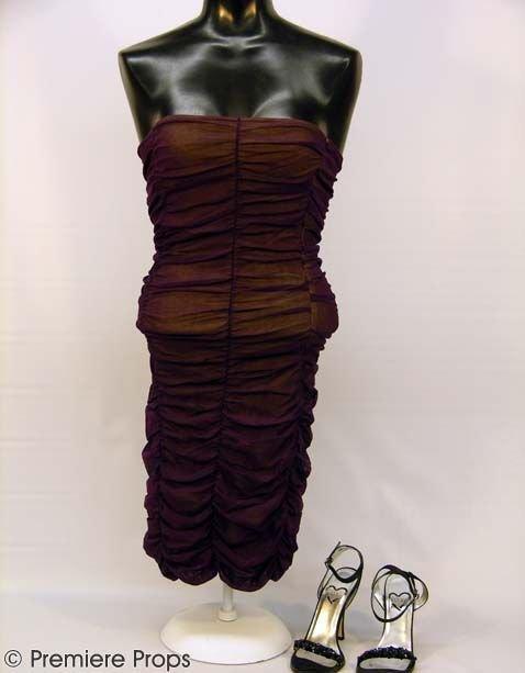 11: STUDIO 54 Anita's (SALMA HAYEK) Hero Dress