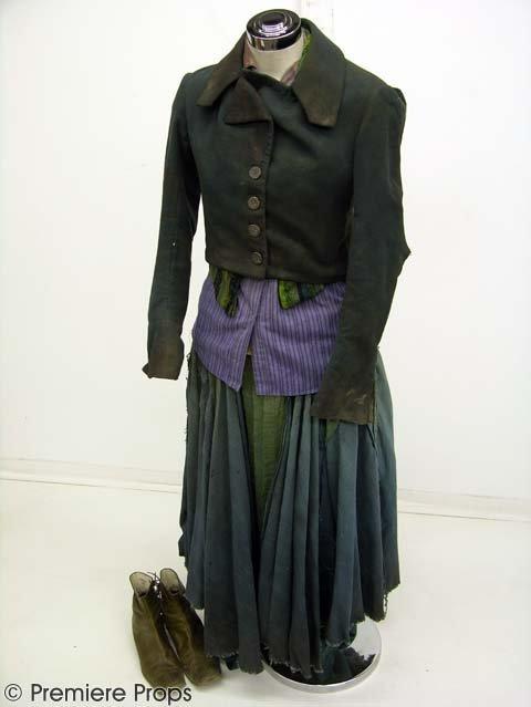 19: GANGS OF NEW YORK Jenny (CAMERON DIAZ) Costume