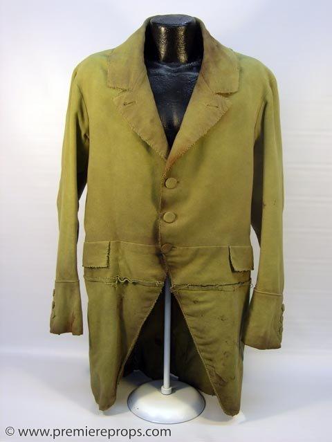 22: GANGS OF NY Amsterdam (LEONARDO DICAPRIO) Coat