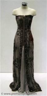 UNDERWORLD Amelia's Hero Bloody Silk Gown