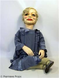 46: CHICAGO Ventriloquist Roxie Hart Puppet Prop