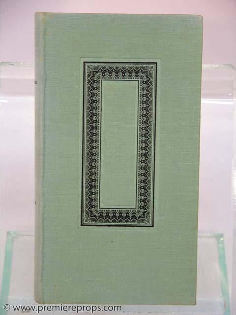 69: CHOCOLAT Armande's (JUDI DENCH) Poetry Book